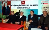 Aksak'tan MHP'ye Ziyaret