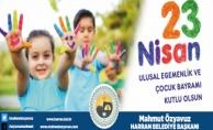 Başkan Özyavuz'dan 23 Nisan Kutlaması
