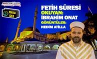 İbrahim Onat#039;tan Mest eden Fetih Suresi