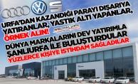 Vimsa Otomotiv Yüzlerce Şanlıurfa#039;lıya İstihdam Sağlıyor