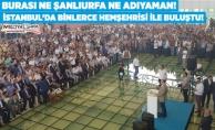 Gülpınar#039;dan AK Parti#039;ye İstanbul#039;da büyük destek