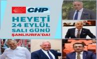 CHP milletvekilleri Şanlıurfa#039;ya geliyor