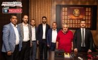 AK Parti'den Sedat Atilla'ya ziyaret