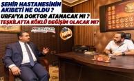 Başkan Yıldız, Nedim Atilla'yı ziyaret etti