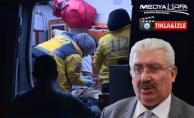 MHP#039;li vekilin oğlu hayatını kaybetti
