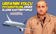 Urfa#039;nın havayolu taşımacılığı sorunları!