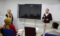 Haliliye'de İşaret Dili Eğitimi Sürüyor