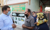 Başkan Canpolat Park Yapım Çalışmalarını Yerinde İnceledi