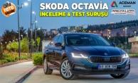 Yeni Octavia Test Sürüşü