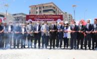 Karaköprü#039;de toplu açılış töreni