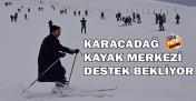 Siverek'te Kayak Keyfi