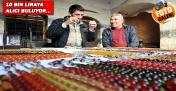Alman Oyun Zarları Urfa'da Ustasının Elinde Tespihe Dönüşüyor
