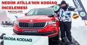 Skoda Kodiaq Uludağ WhiteFest 2017'de Görücüye Çıktı
