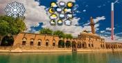 Şanlıurfa'da Hava Sıcaklıkları Artıyor