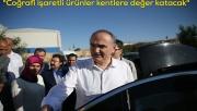 ''Türkiye'nin Coğrafi İşaret Potansiyeli: 2 bin 500''