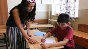 Mevsimlik işçilerin çocuklarına yaz okulu