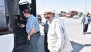 Suriyeliler Türkiye üzerinden Hacca gidiyor