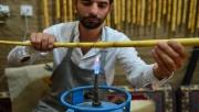 Şanlıurfa'da ürettiği neyleri yurt dışına satıyor