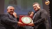 Sedat Atilla'ya ''Yılın Başarılı Gazetecisi'' ödülü