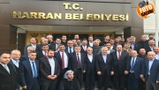 Bakan Fakıbaba ve Arslan Harranlılarla buluştu