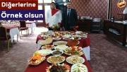 ELRUHA Otel Urfa'nın yemek kültürünü yaşatıyor