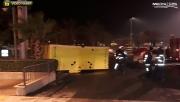 Şanlıurfa Piazza AVM önünde intihar girişimi