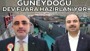 TÜMEXPO fuarı Şanlıurfa'da açılacak