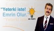 Fatih Bucak AK Parti'den aday adayı oldu
