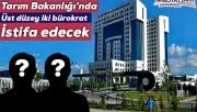 İki Urfalı bürokratın istifa edeceği iddiası