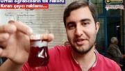 Urfalı Öğrencilerden Çaycı Reklamı