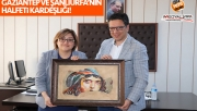 Fatma Şahin Halfeti'de