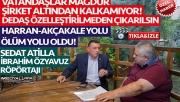 Özyavuz'dan Sedat Atilla'ya önemli açıklamalar!