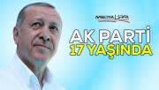 AK Parti 17 yaşında