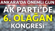 AK Parti 6. Olağan Kongresi!