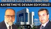 Şanlıurfa'nın Ankara'daki kan kaybı sürüyor!