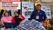 Urfa'da Kadınların hazırladığı isotlar yarıştı