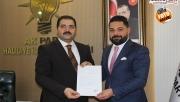 Arif Önkol AK Parti Haliliye'den aday adayı oldu