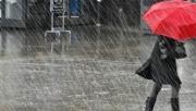 Urfa'ya kuvvetli yağış uyarısı!