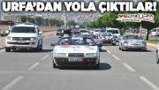 Barış Ralli'si Göbeklitepe'den yola çıktı