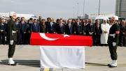Şehit Selimoğlu için tören düzenlendi