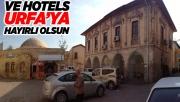 Urfa'daki tarihi evler otel oluyor!
