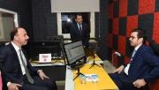 Eren'den Barış Pınarı FM'e destek mesajı
