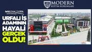 Modern Eğitim Kurumları Başarıya Doymuyor