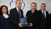 Mehmet Özhaseki Akçakale'de