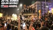 Urfa'daki Galatasaraylıların Galibiyet Sevinci