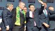 Özyavuz'dan Erdoğan'ın kampanyasına destek