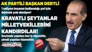 Başkan Yalçınkaya'dan çarpıcı açıklamalar