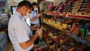 Haliliye'de binlerce ürüne el konuldu