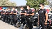 Şanlıurfa'da motosikletli polis timlerine taze kan