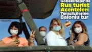 Ruslar, Göbeklitepe'de balon turu attı